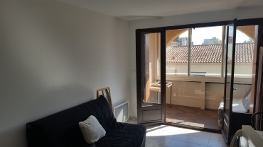Location  LA GARDE appartement 1 pieces, 20m2 habitables, a LA GARDE